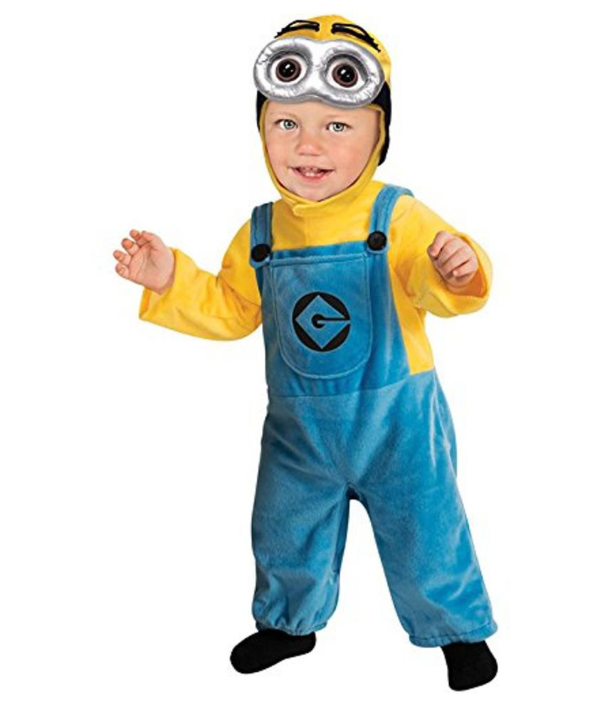 Theme My Party Minion Dress (6-8 Years) - Buy Theme My Party Minion ...