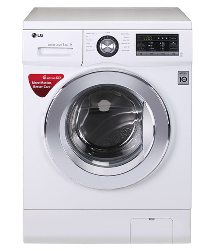 LG 7 Kg FH2G6HDNL22 Fully Automatic Fully Automatic Front Load...