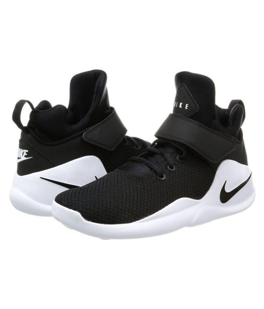 02e6ce844 Nike Kwazi Black Running Shoes - Buy Nike Kwazi Black Running Shoes Online  at Best Prices in India on Snapdeal