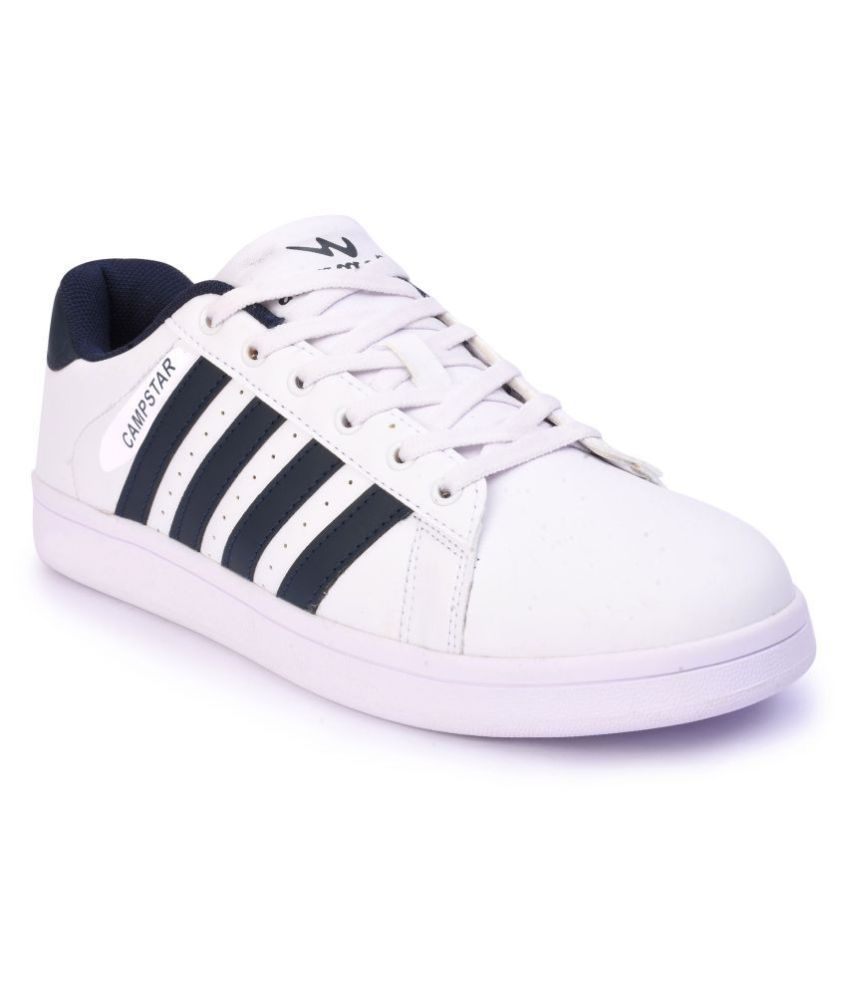 Campus MACK Sneakers White Casual Shoes - Buy Campus MACK Sneakers White Casual  Shoes Online at Best Prices in India on Snapdeal 8dabba6c9