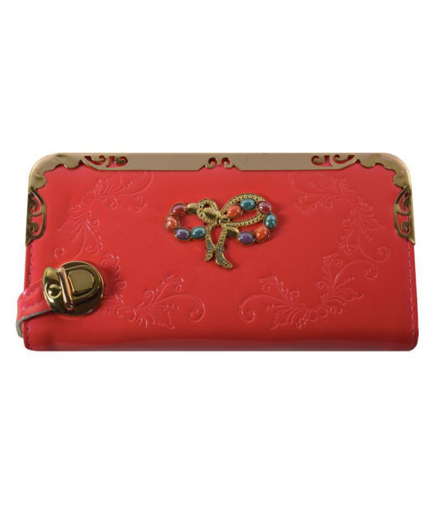 Glitters Online PeachPuff Wallet