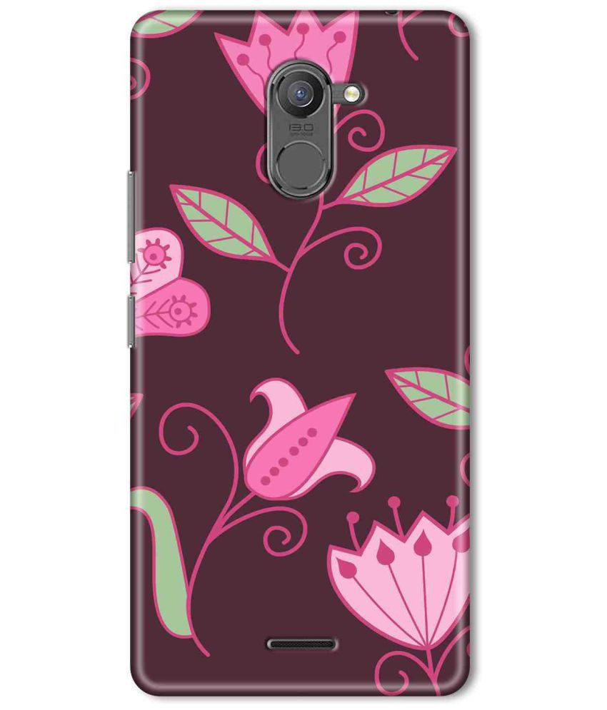 Infinix Hot 4 Pro Printed Cover By SWAGMYCASE
