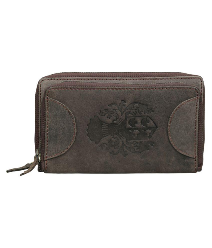 Kan Khaki Wallet