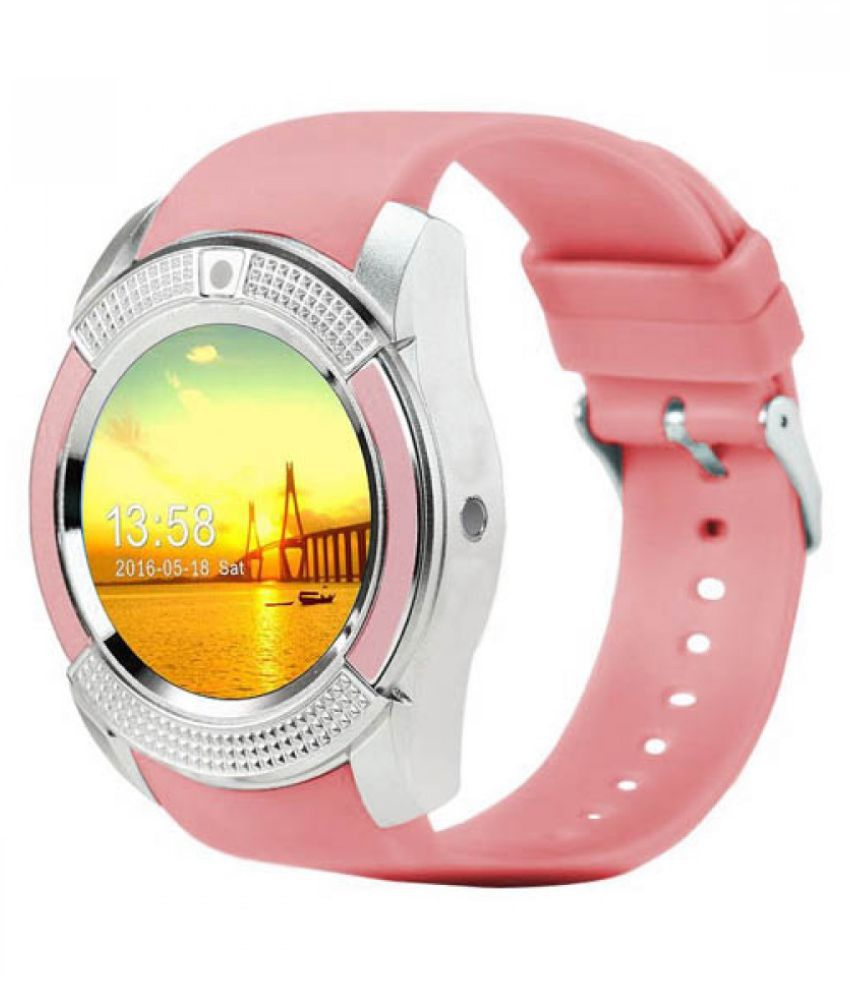 Sharav V9 Smartwatch suitable  for Lumia 900 Smart Watches
