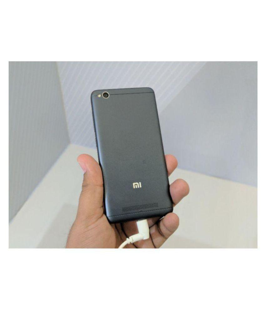 Redmi Black & Grey 4A 16GB