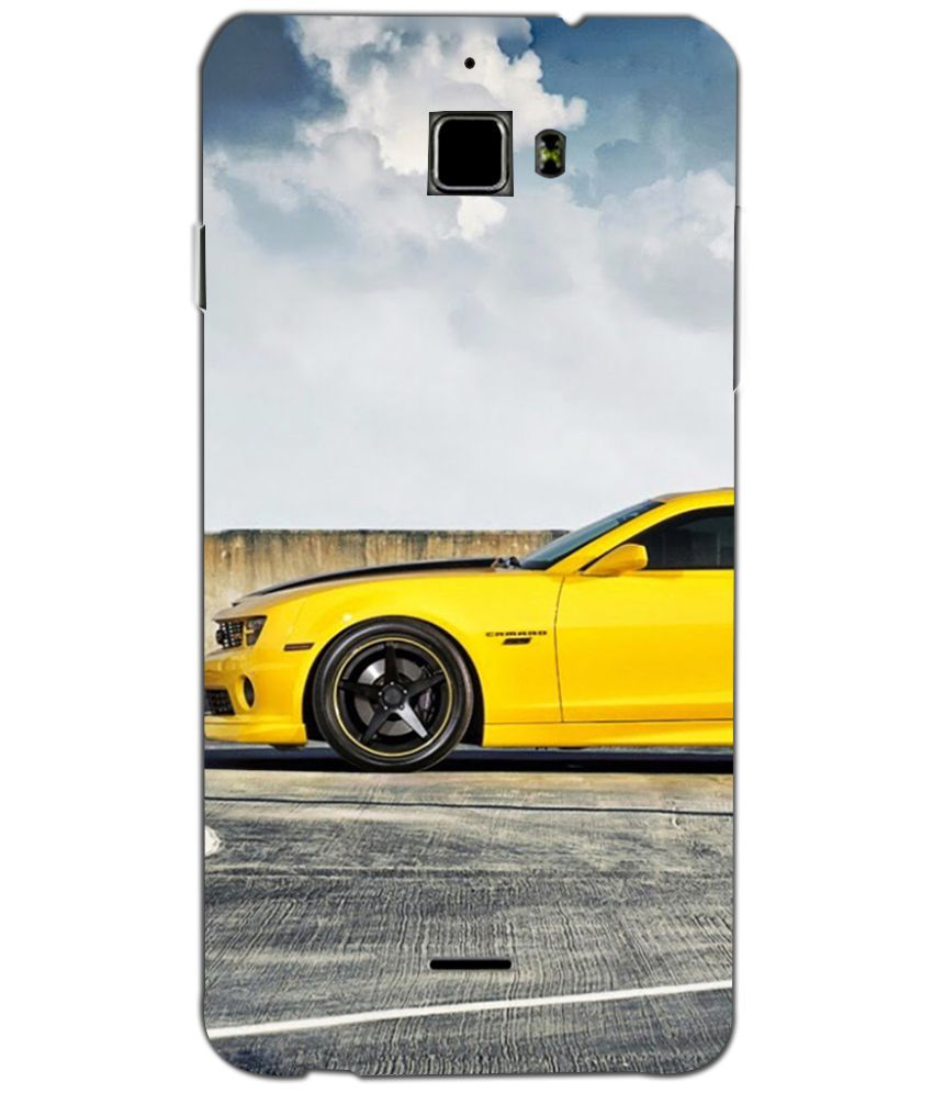 Coolpad F1 Printed Cover By PrintVisa
