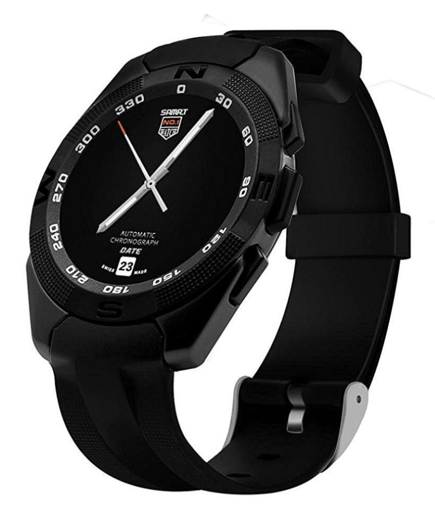 M-STARK NB1 Smartwatch suitable  for Galaxy Core Smart Watches