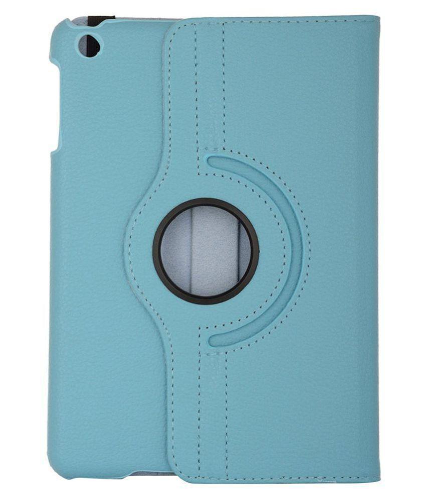Apple iPad Mini Flip Cover By San Pareil Blue