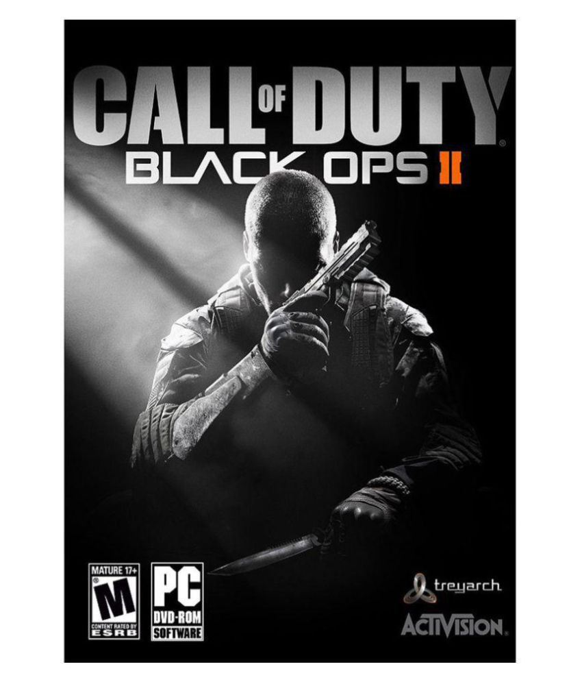 COD Black Ops 2 +Zombies Mode (Offline Mode Only) ( PC Game )