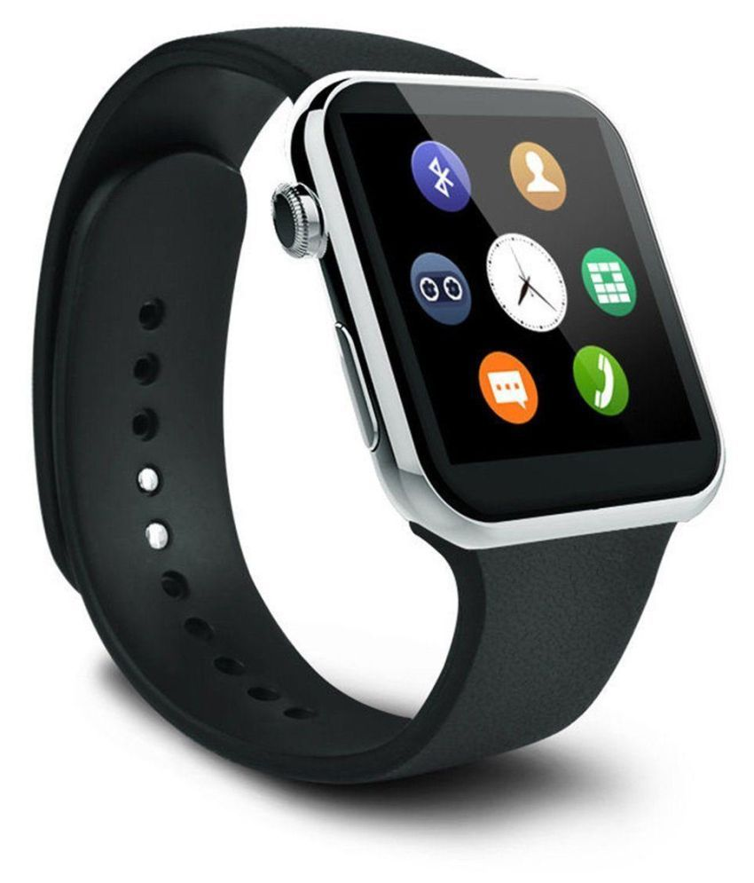 Mobilefit A9 Smartwatch suitable  for Xperia C3 Smart Watches