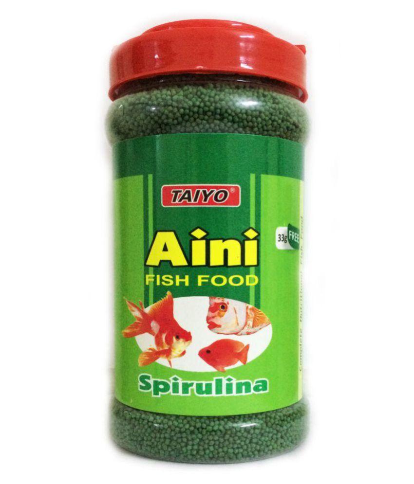 Taiyo Aini Spirulina Food Dry, 375 gms