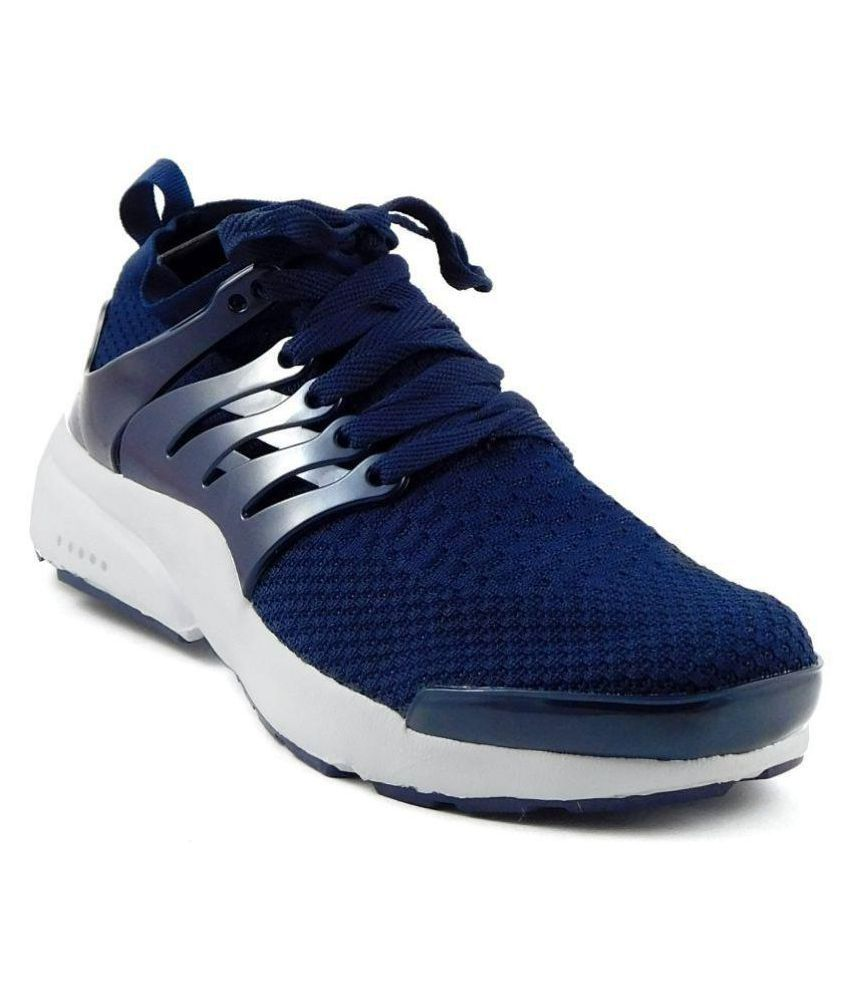 7ce76f9e Air Sports PRESTO Navy Running Shoes - Buy Air Sports PRESTO Navy Running  Shoes Online at Best Prices in India on Snapdeal