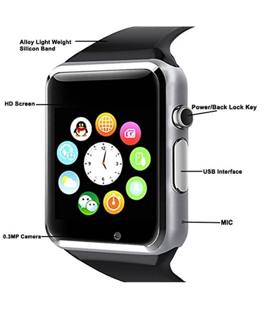 Oasis Huawei Ascend P6 Compatible Smart Watches