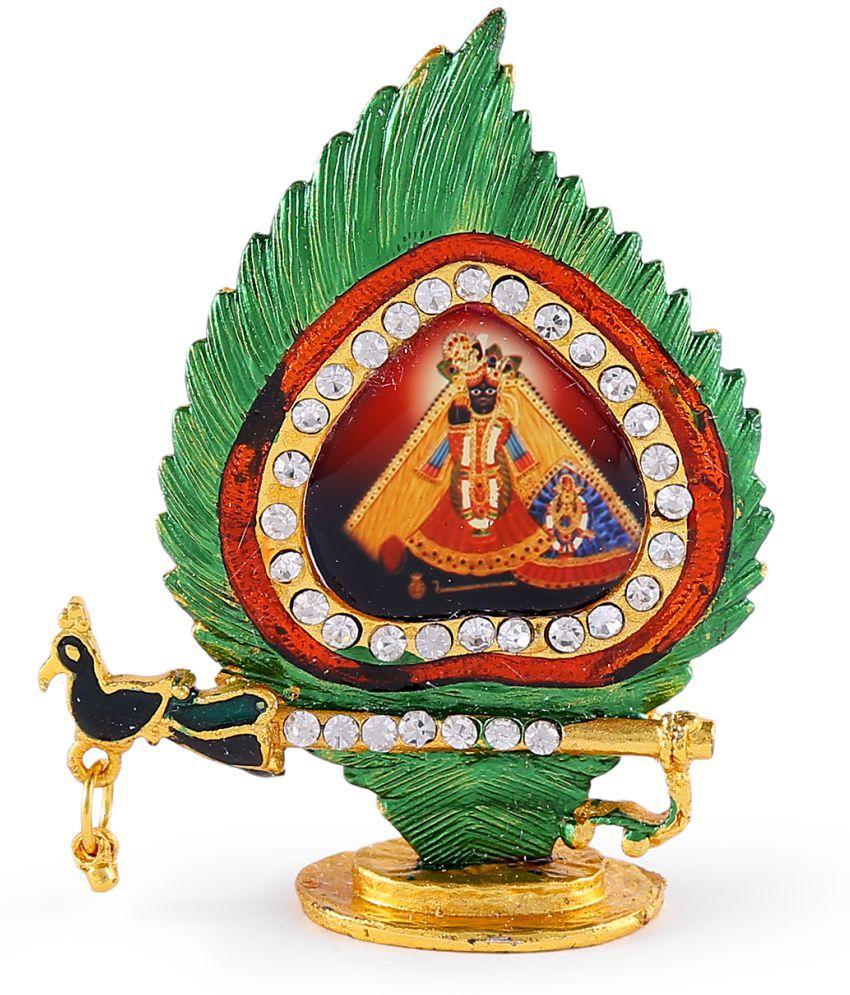 Carnival Balaji Brass Idol