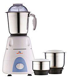 Bajaj Gx 3 500 500 Watt 3 Jar Mixer Grinder