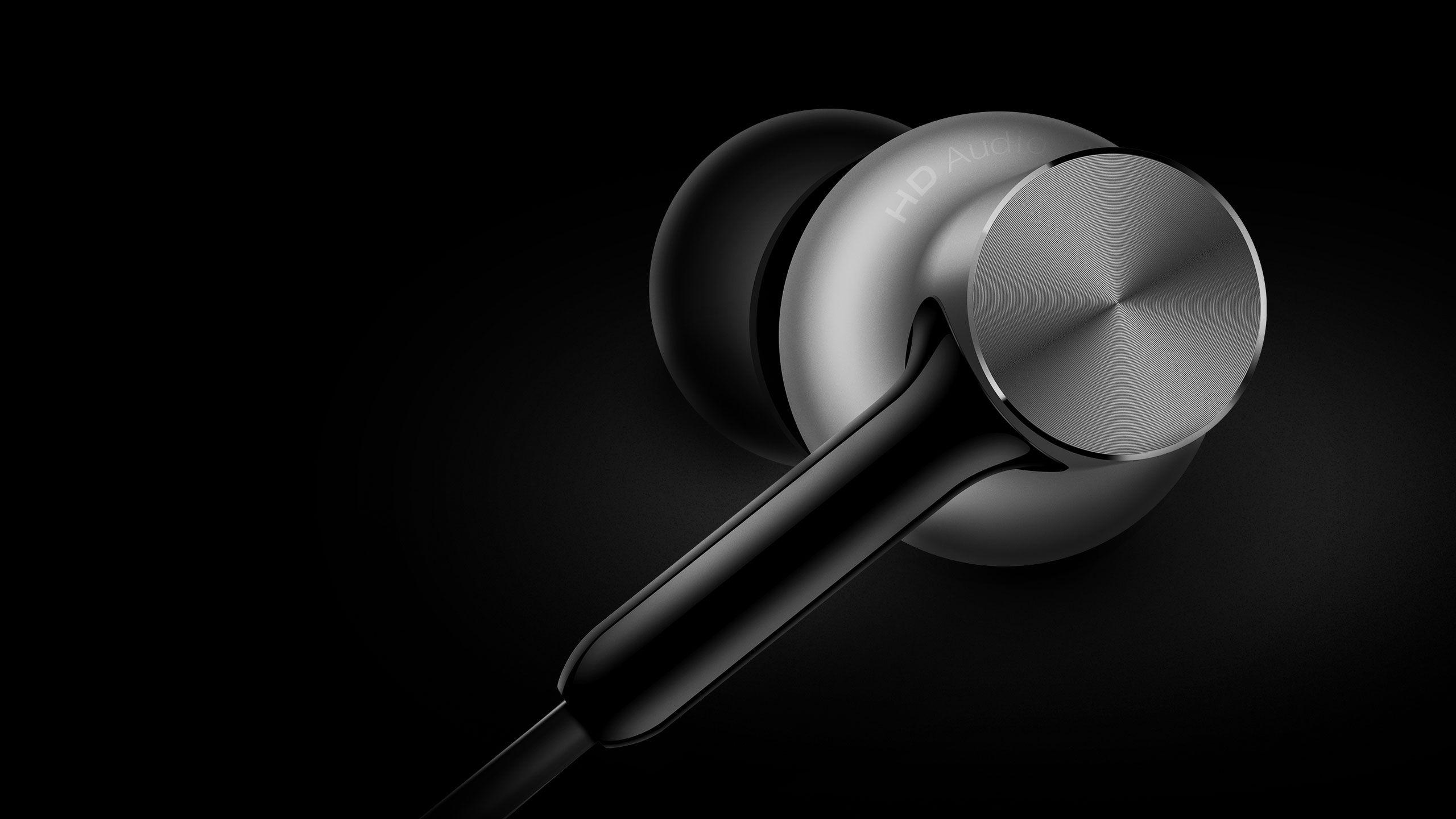MI EARPHONE QTEJ02JY Ear Headset with Mic BLACK SILVER GOLD