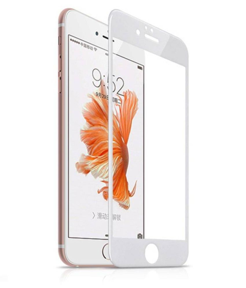 Apple iPhone 6S Tempered Glass Screen Guard By Robux 4D