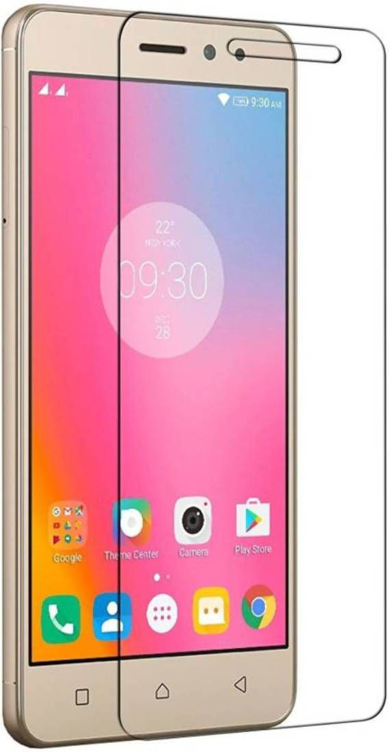 Lenovo K6 Note Tempered Glass Screen Guard By Robux 4D