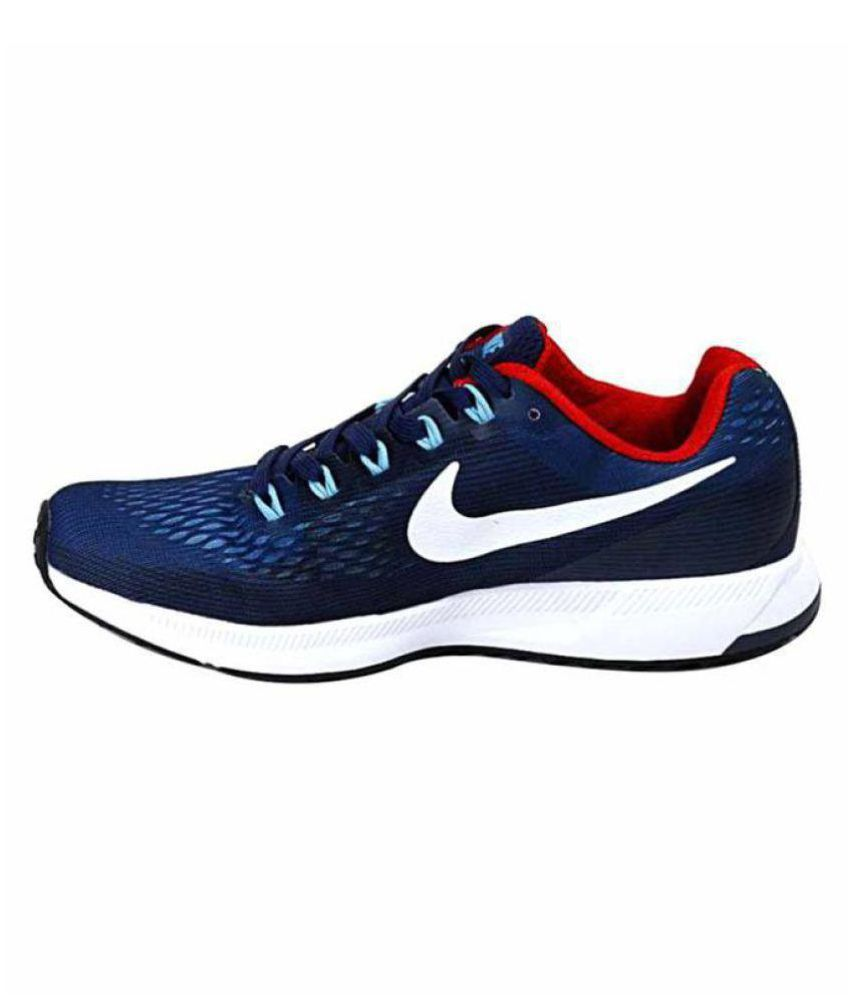 magasin d'usine 01b57 24127 Nike AIR ZOOM PEGASUS 34 Multi Color Running Shoes