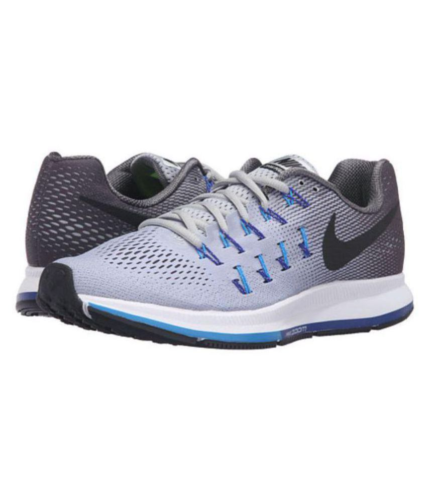 4060c96673bb6 Nike Air zoom 33 pegasus Multi Color Running Shoes - Buy Nike Air zoom 33  pegasus Multi Color Running Shoes Online at Best Prices in India on Snapdeal