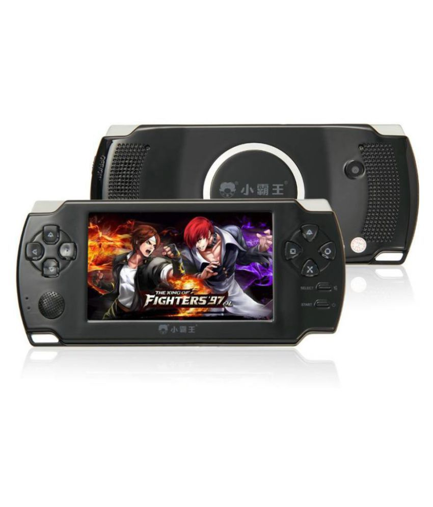 Stark Grand Classic GCL-02 PSP 4 GB with 10000 Games  (Black) ( PSP )