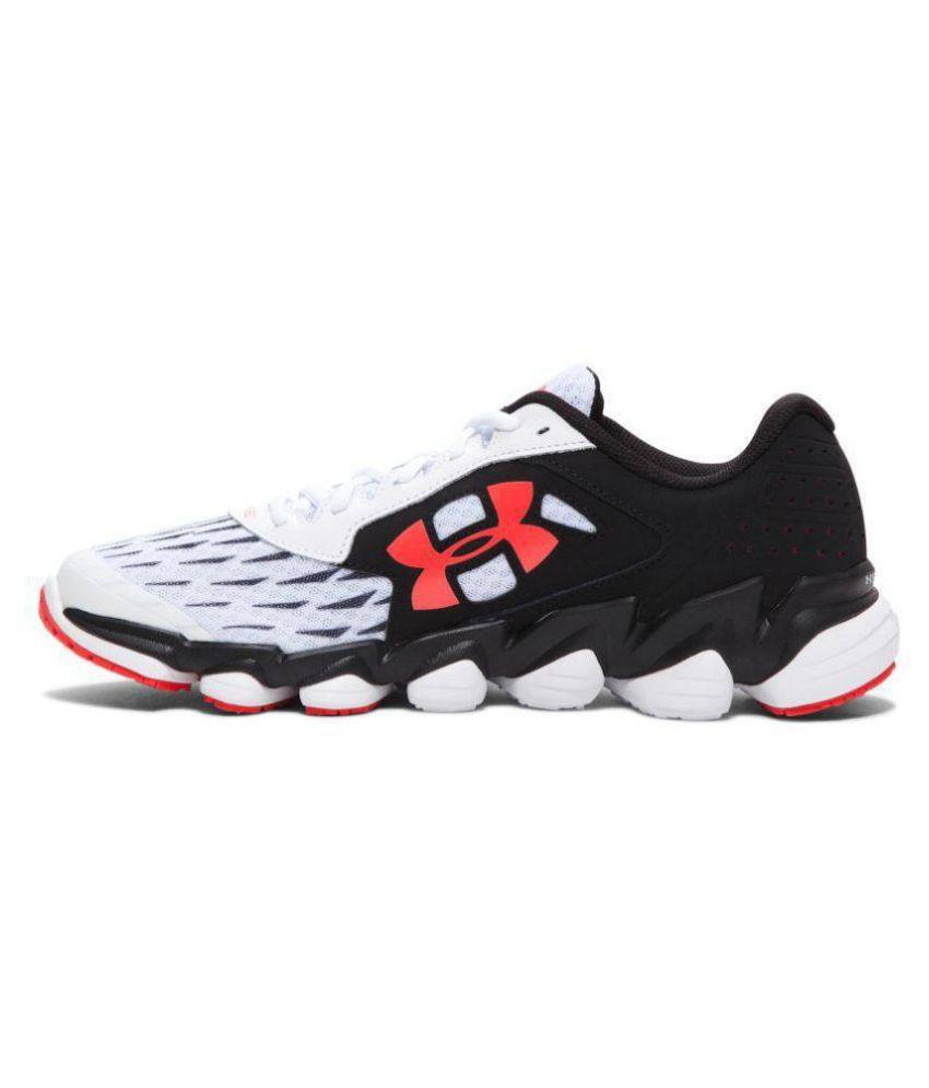 huge discount f7cf4 712a3 Under Armour Men's Spine Disrupt Multi Color Running Shoes ...