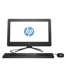 HP 20-C103IN All In One Desktop ( Intel Celeron - 4 GB 500 GB Windows 10 39.62 cm (15.6) Black )