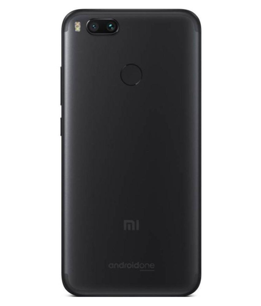 Redmi A1 ( 64GB , 4 GB ) Black