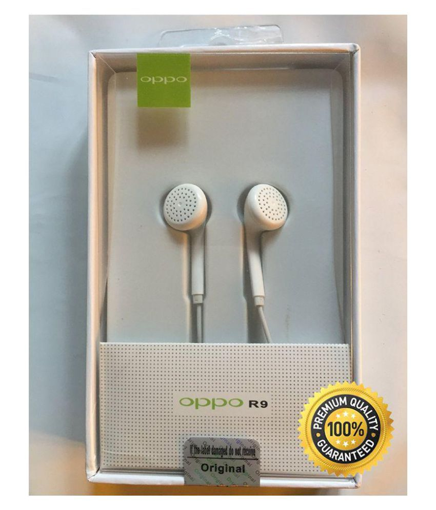 f41dddec8b1 ORIGINAL OPPO OPPO A71 EARPHONE In Ear Wired Earphones With Mic - Buy  ORIGINAL OPPO OPPO A71 EARPHONE In Ear Wired Earphones With Mic Online at  Best Prices ...