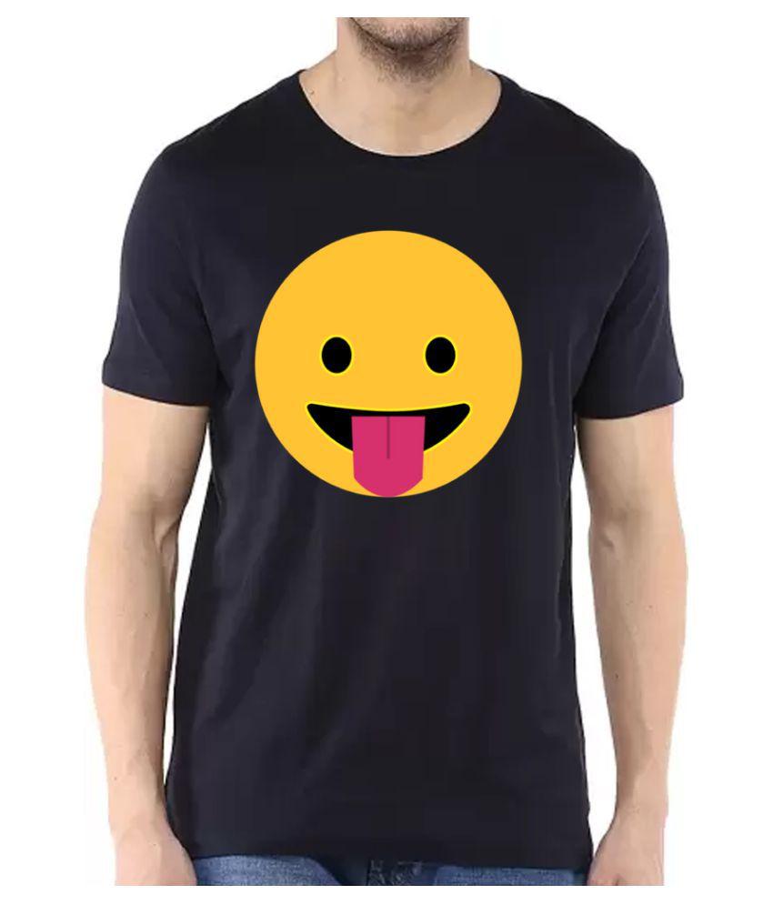 BBK Blue Round T-Shirt Pack of 1