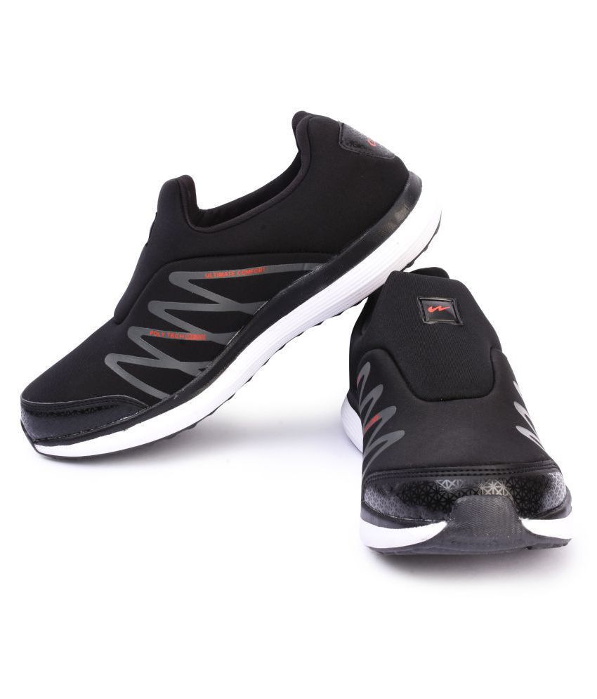 Campus CALIBER Lifestyle Black Casual Shoes Campus CALIBER Lifestyle Black Casual  Shoes ... ae60c4213