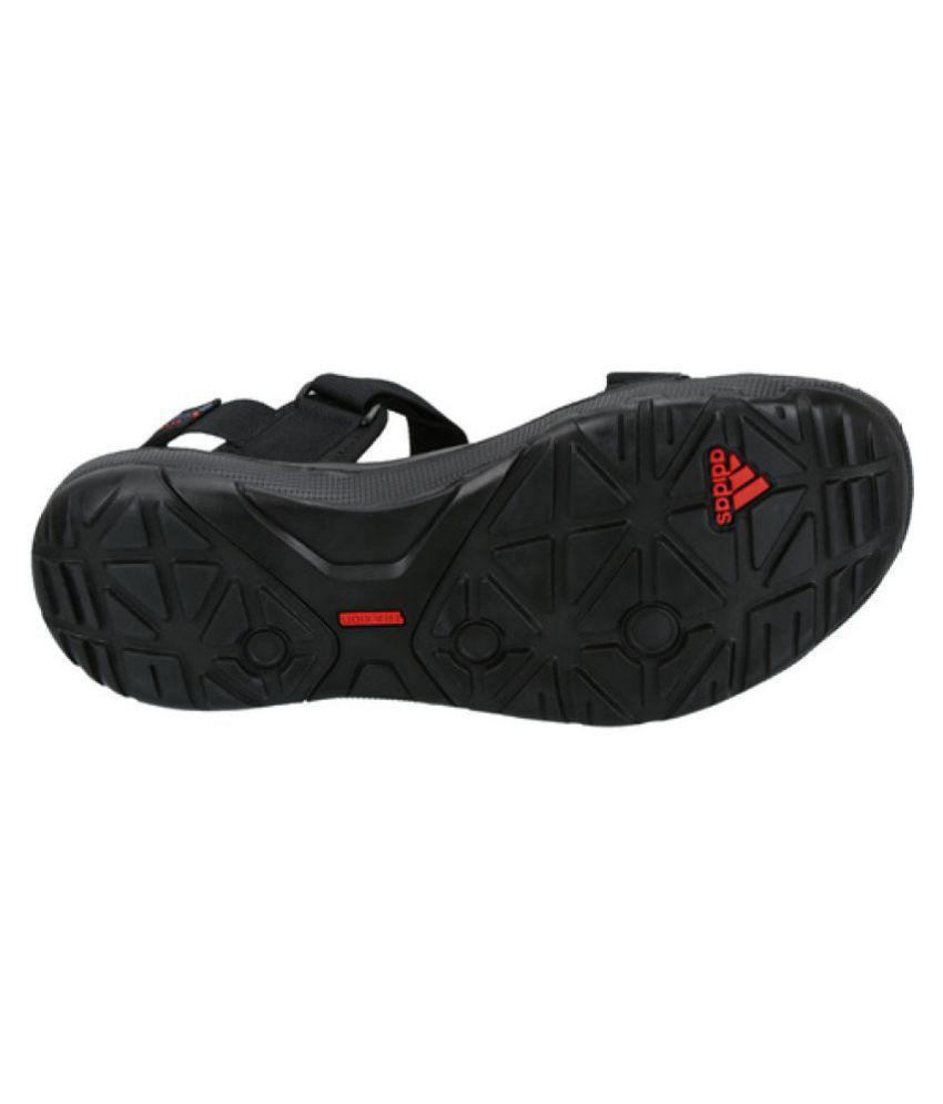 edb8d66bf Adidas Terra Sport Black Floater Sandals - Buy Adidas Terra Sport ...