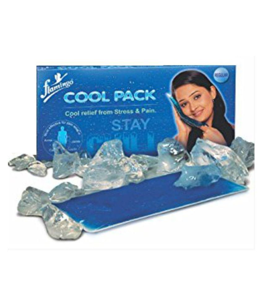 Flamingo Cool Ice Bag Pack of 1