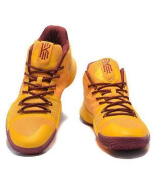 best sneakers 83ef3 7419f Nike kyrie irving 3 Yellow Basketball Shoes - Buy Nike kyrie ...