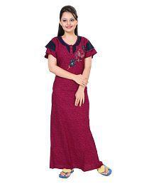 bcadf7533c Cotton Sleepwear  Buy Cotton Sleepwear for Women Online at Low ...