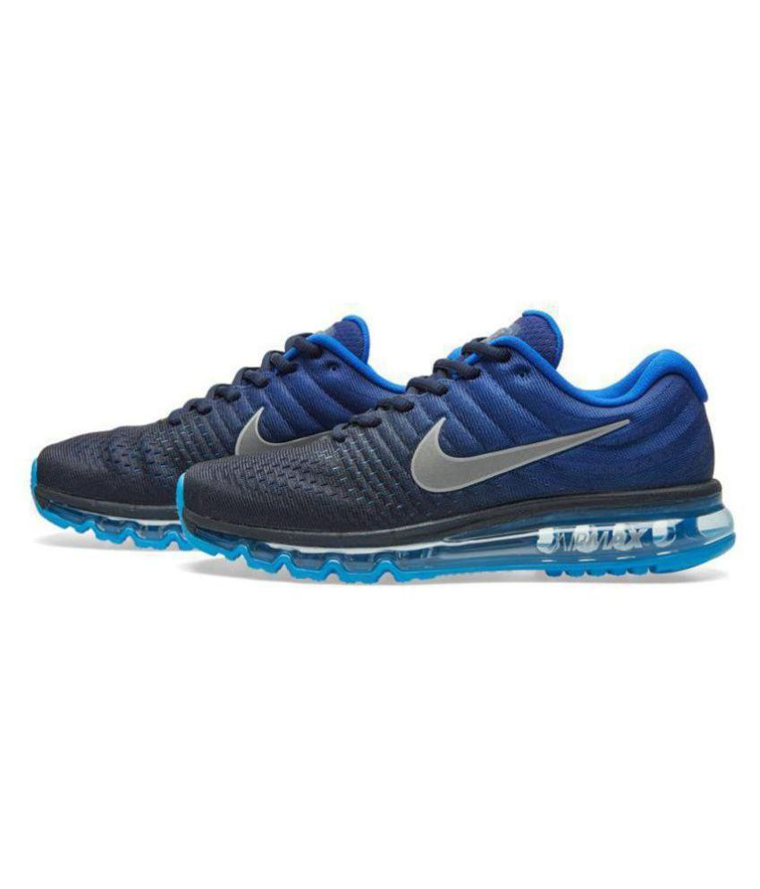 Zoom Air 2017 Blue Running Shoes - Buy Zoom Air 2017 Blue Running Shoes  Online at Best Prices in India on Snapdeal ad4efe1d4