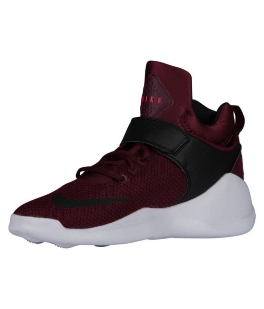low priced 6c57f 55490 Nike Kwazi Maroon Basketball Shoes . ...