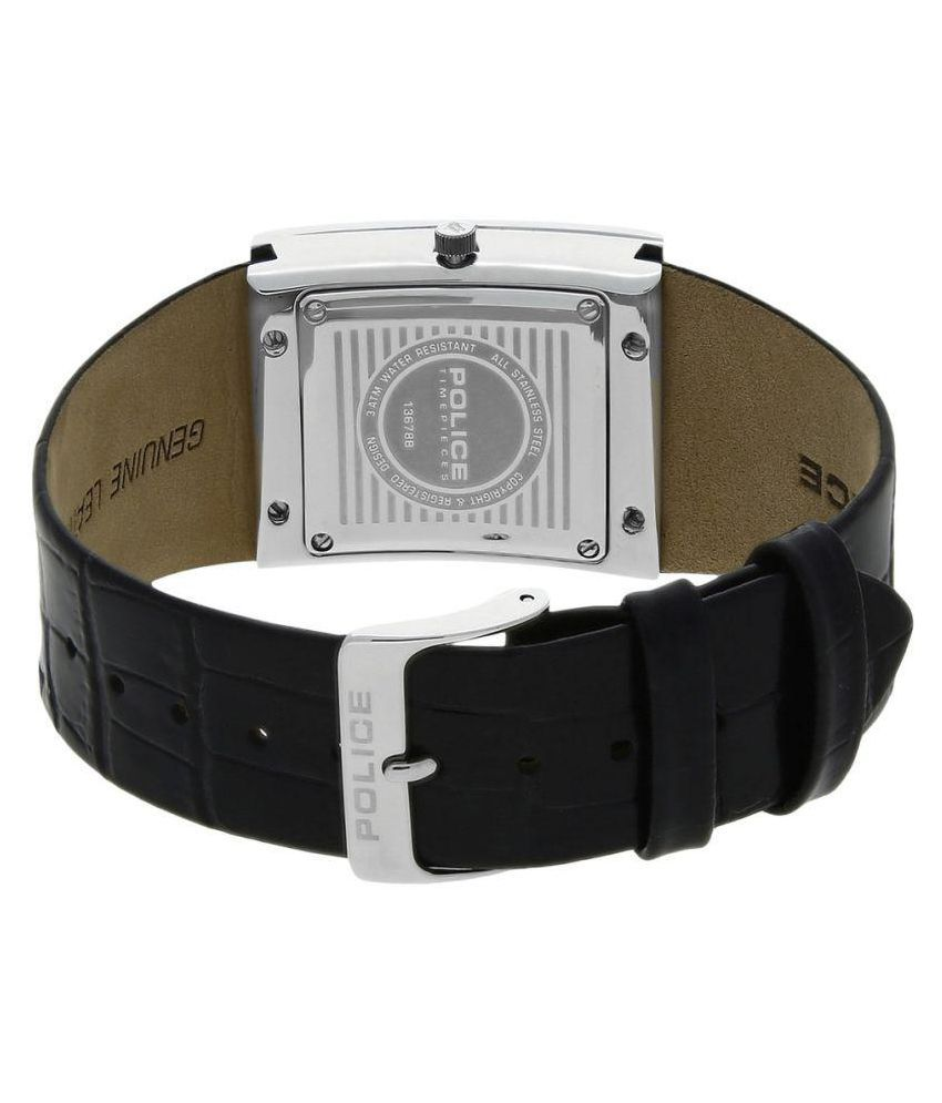 7f8a1d3ee9e Police Leather Belt Watches - The Best Belt Produck