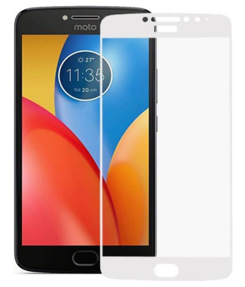 Motorola E4 Plus Tempered Glass Screen Guard By Cell Tech