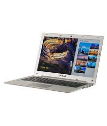 AGB Orion ZQ-0812 Netbook Core i7 (7th Generation) 8 GB 35.56cm(14) Windows 10 Home without MS Office 2 GB Silver