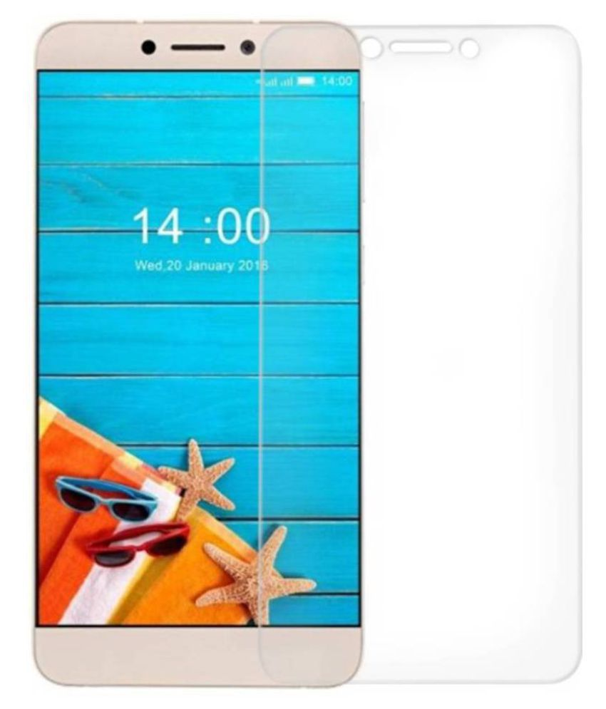 LeEco Le 1s Tempered Glass Screen Guard By Cell Tech