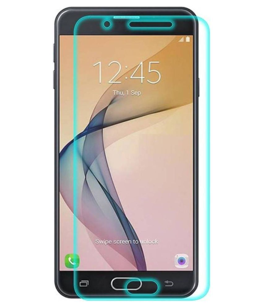 Samsung Galaxy J7 Prime Tempered Glass Screen Guard By Cell Tech