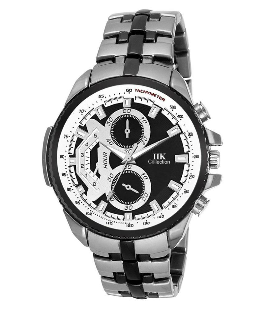 cc6d64a930c IIK Collection Analog Wrist Watch For Men (IIK-102M) - Buy IIK Collection  Analog Wrist Watch For Men (IIK-102M) Online at Best Prices in India on  Snapdeal