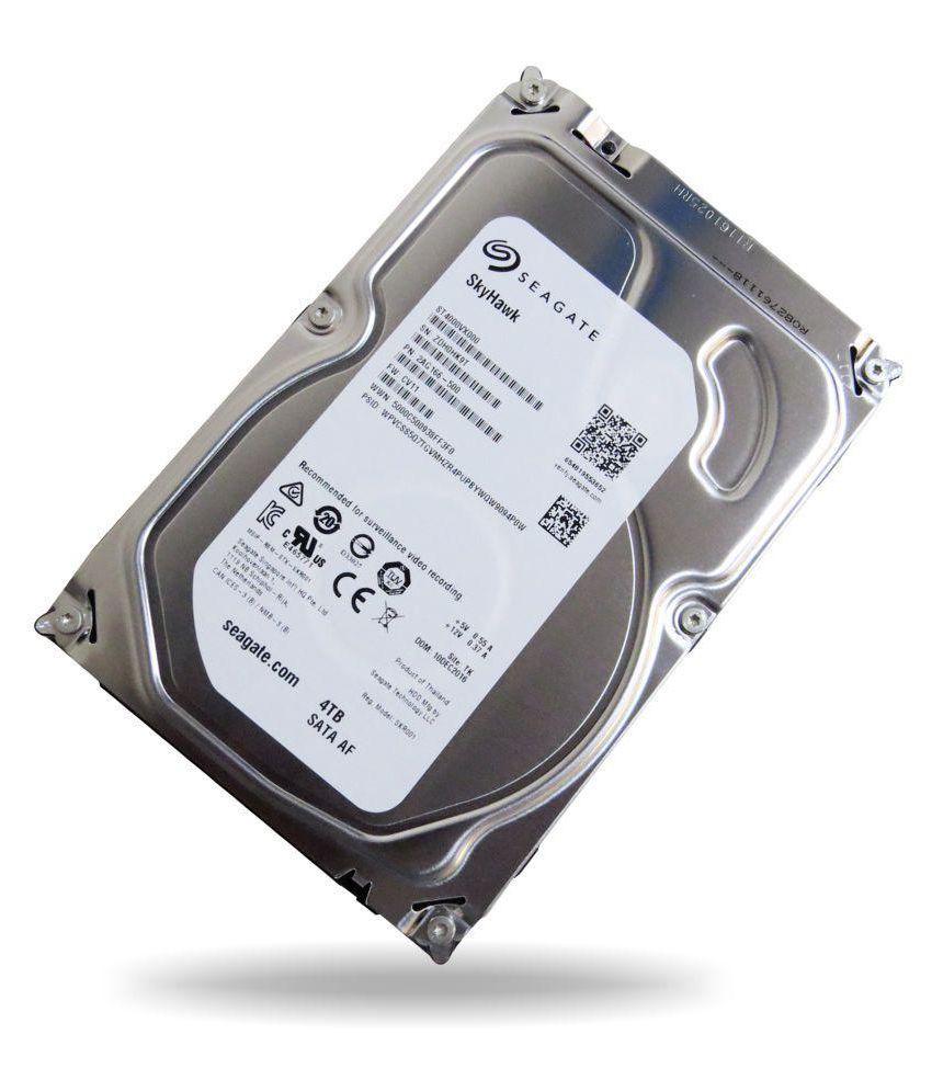 Seagate ST4000VX007 4 TB Internal Hard Drive Internal Hard drive