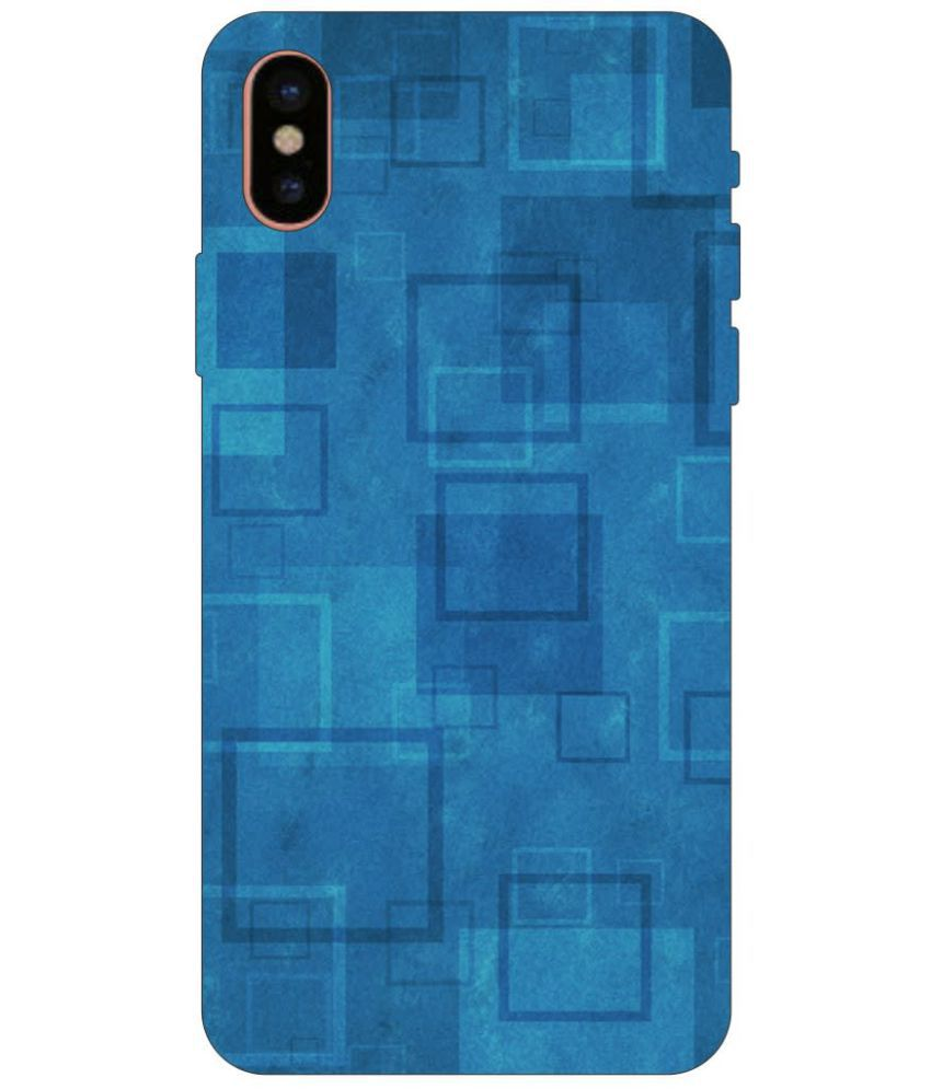 Apple iPhone X Printed Cover By Go Hooked