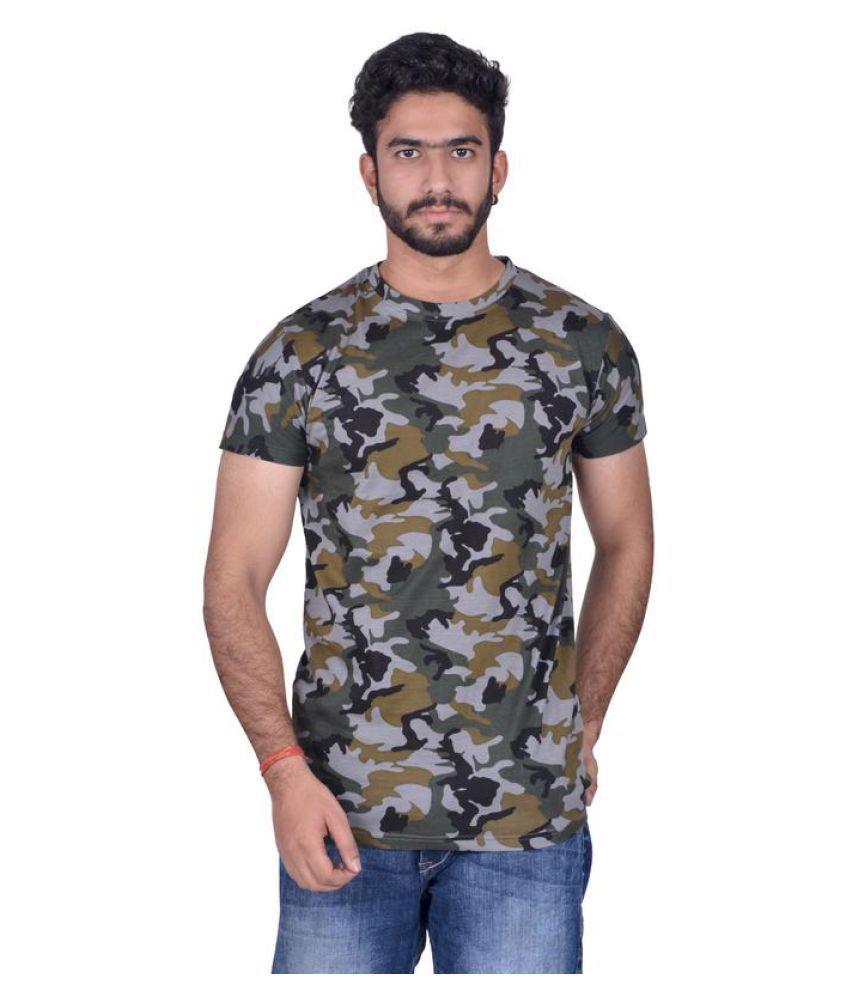 Snoby Multi Round T-Shirt