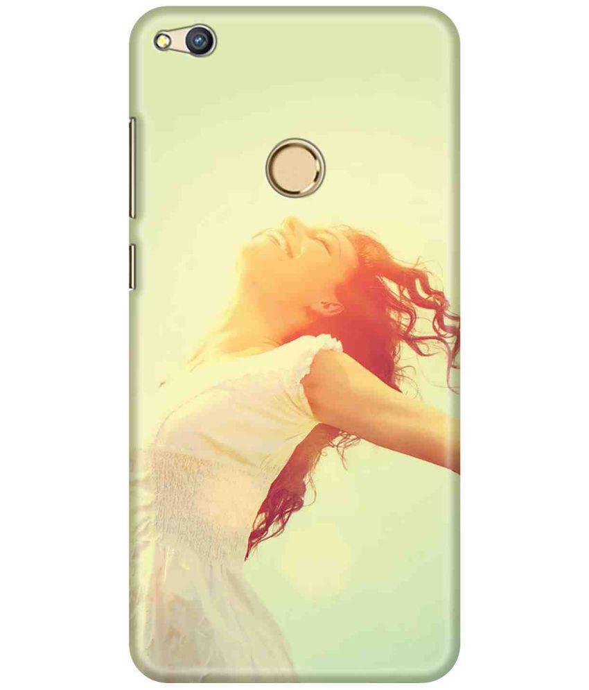 Huawei Honor 8 Lite Printed Cover By ZAPCASE