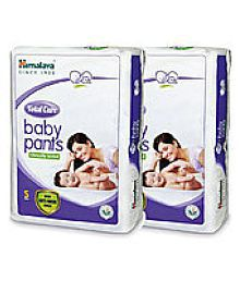 Himalaya Baby Diaper Pants S 54 Pack 2