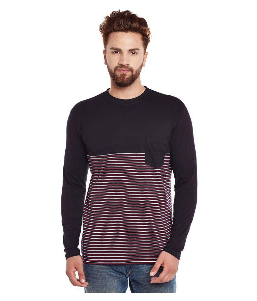 Hypernation Multi Round T-Shirt Pack of 1