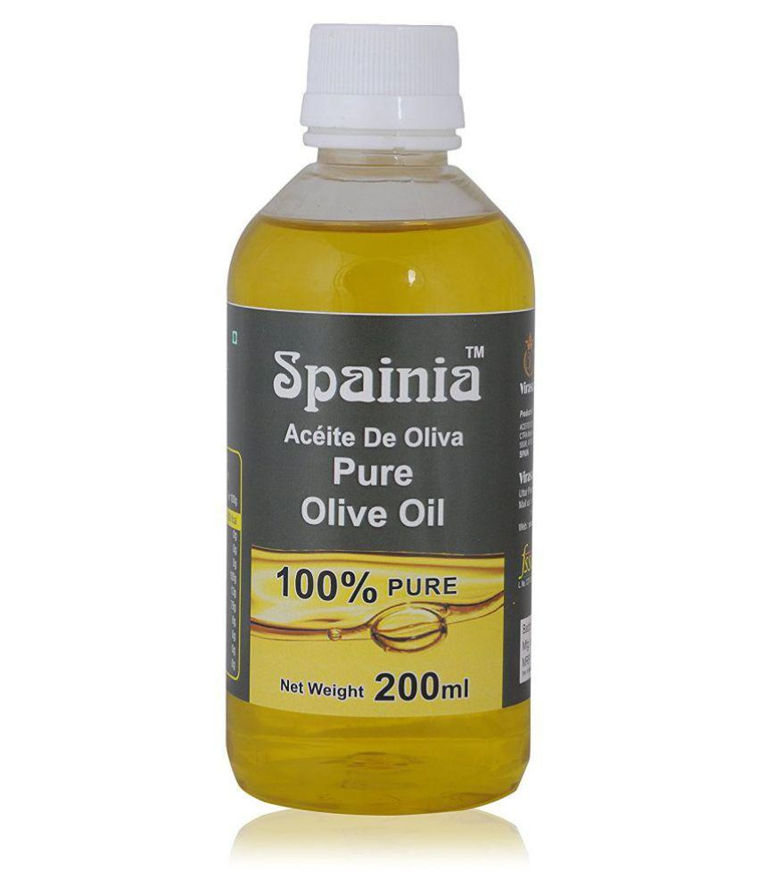 Spainia Virasat Pure Olive Oil 200 ml